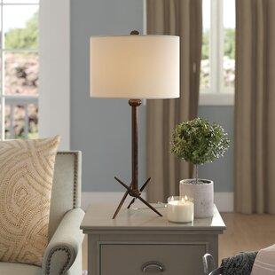 Mackin 24 Tripod Table Lamp