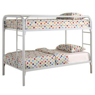 Armory Bunk Platfrom Bed by Harriet Bee