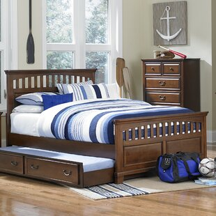 Darby Home Co Clarktown Panel Bed