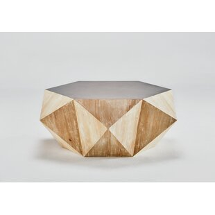 Raymundo Hexagon Coffee Table