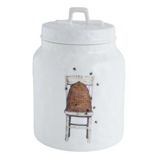 Stoneware Jar Kitchen Canister