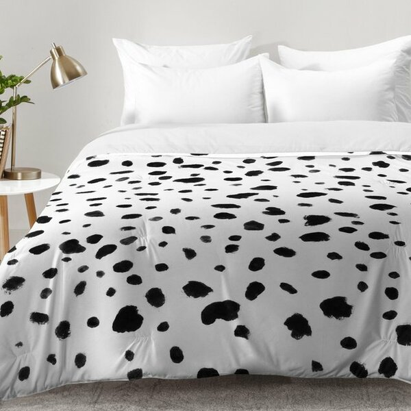 East Urban Home Dalmatian Comforter Set