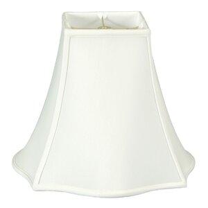 Timeless 18″ Silk Bell Lamp Shade
