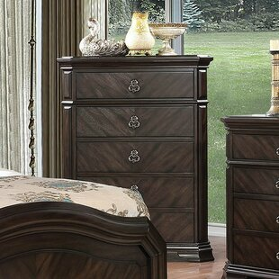 Futrell 5 Drawer Chest