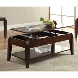 Salamone Coffee Table with Lift Top by Ebern Designs