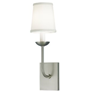 Savings Alyce 1-Light Wall Sconce By Darby Home Co
