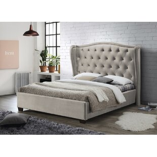 Baham Super King Size Bed By Rosalind Wheeler