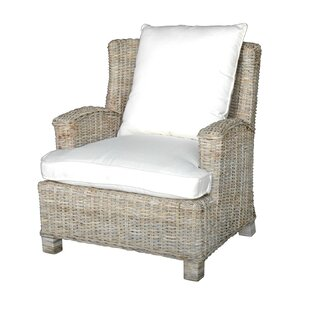 Palm Estates Armchair by Beachcrest Home