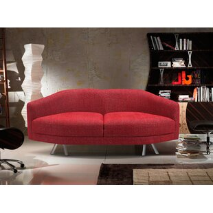 Betances Modern Living Room Fabric Sofa