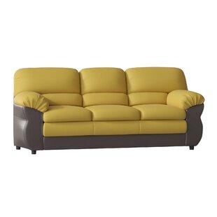Aubergine Couch | Wayfair