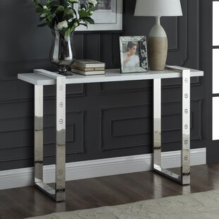 Everly Quinn Clem Console Table