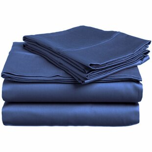 Astoria Grand Wethersfield Ultra Soft Hypoallergenic 300 Thread Count 100% Cotton Sheet Set