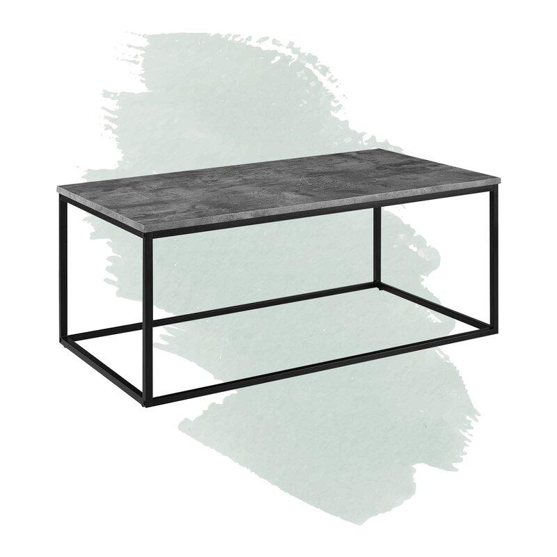 Foundstone Dorian Frame Coffee Table