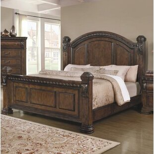 Neufeld Panel Bed by Astoria Grand