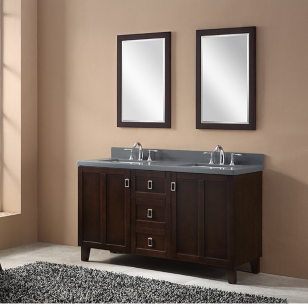 vanity undermount dark keller oxford beautiful of cabinet at for mahogany sinks appealing bathroom sink traditional double