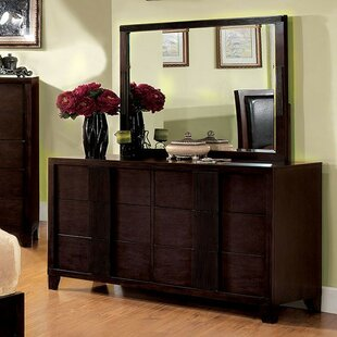Best Price Phung 6 Drawer Double Dresser by Winston Porter