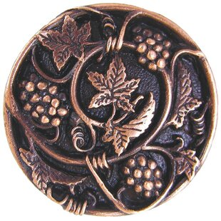 Grapevines Tuscan Knob