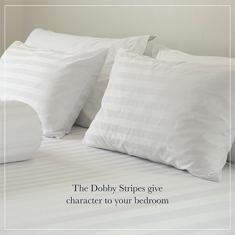 2 x Pillows in the package Luxury sleeping white pillows 100/% Cotton 60 x 40 cm