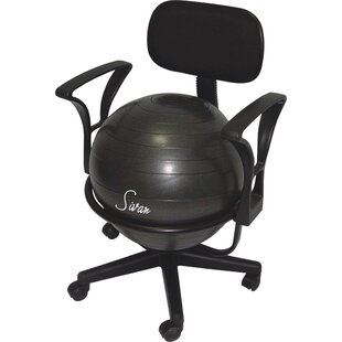 Health and Fitness Exercise Ball Chair