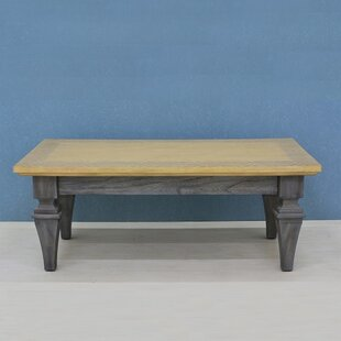 Rue Montmartre Coffee Table by Patina Vie Today Only Sale