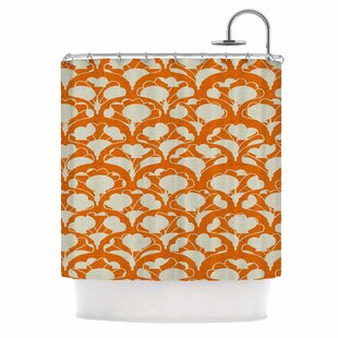 Art Deco by Michelle Drew Single Shower Curtain