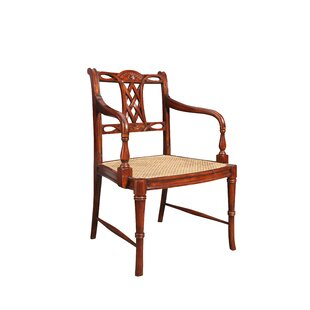 Barbados Solid Wood Dining Chair Manor Born Furnishings