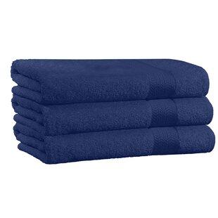 Spurrier 100% Cotton Bath Towel (Set of 3)