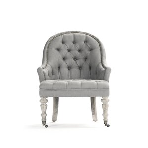 Tristan Tufted Armchair by Zentique Inc.