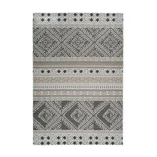 Yoga Flatweave Taupe/Cream Rug Image