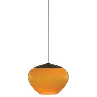 Zhora Light Globe Pendant by Ebern Designs