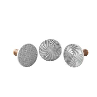 Heirloom 3-Piece Cookie Stamps ByNordic Ware