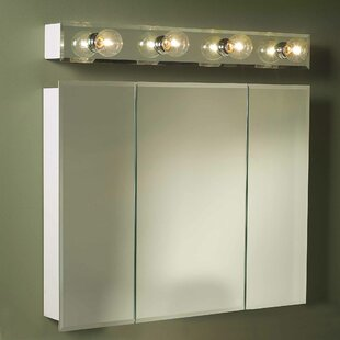 Check Prices 24 x 24 Surface Mount Medicine Cabinet By Jensen