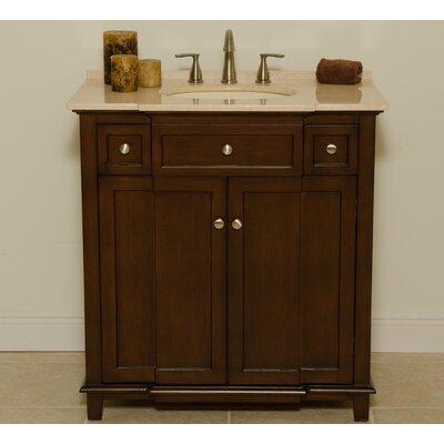 Preston 34  Single Bathroom Vanity SetB I Direct Imports Brighton 34  Single Bathroom Vanity Set  . 34 Bathroom Vanity. Home Design Ideas