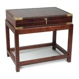 Leiston End Table with Storage by Darby Home Co