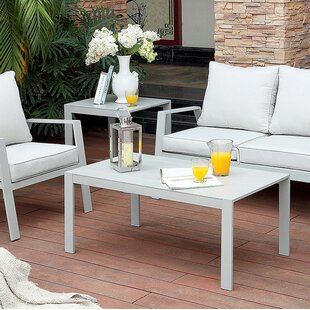 Rosecliff Heights Belleville 2 Piece Coffee Table Set