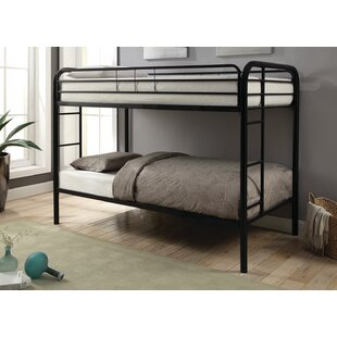 Comparison Garfield Twin over Twin Bunk Bed by Zoomie Kids Reviews (2019) & Buyer's Guide