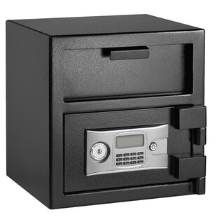 AdirOffice Depository Safe Box with Electronic Lock
