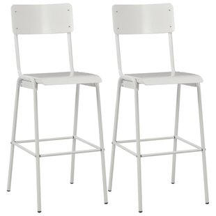 Parnassus 76cm Bar Stool (Set Of 2) By Williston Forge