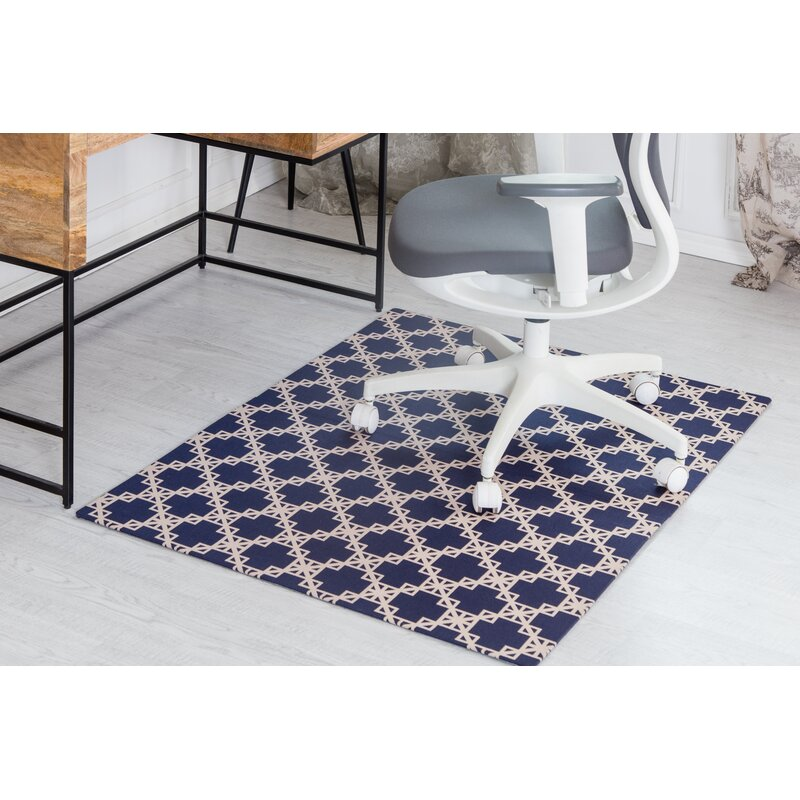 Anji Mountain Low Pile Carpet Straight Rectangular Chair Mat Wayfair