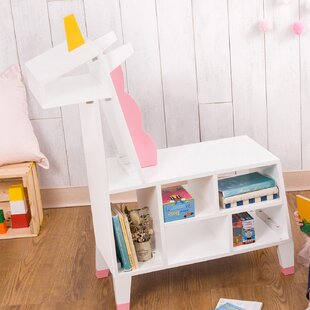Compare & Buy Zoo Kingdom Unicorn 32.8 Bookcase by Teamson Kids Reviews (2019) & Buyer's Guide