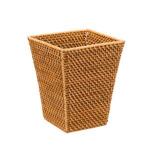 Kouboo Rattan Waste Basket