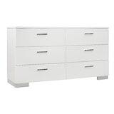 Mcmillion 6 Drawer Dresser by Mercer41