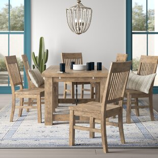 Dulce 7 Piece Dining Set Mistana