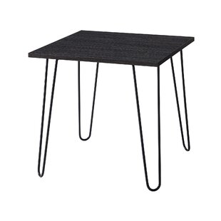 Reviews Hansen End Table by Union Rustic