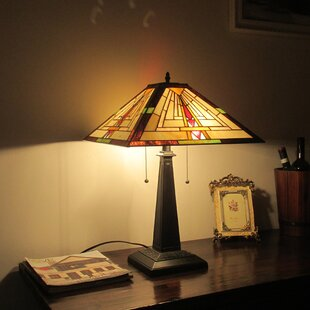 Loeffler Mission 22 Table Lamp