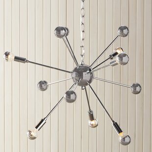 Langley Street Kalman Matrix 6-Light Sputnik Chandelier
