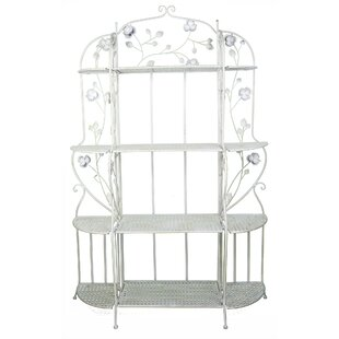 Cheddington Stainless Steel Baker's Rack by Ophelia & Co.