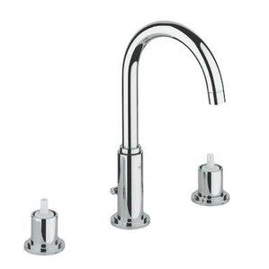 Atrio Widespread Bathroom Faucet, Less Handles