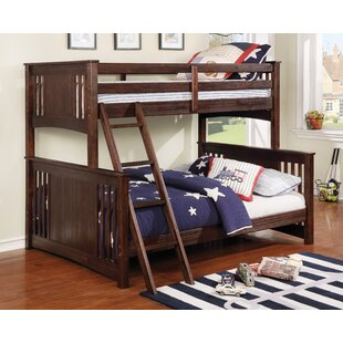 Compare Suazo Twin Over Full Bunk Bed by Harriet Bee Reviews (2019) & Buyer's Guide