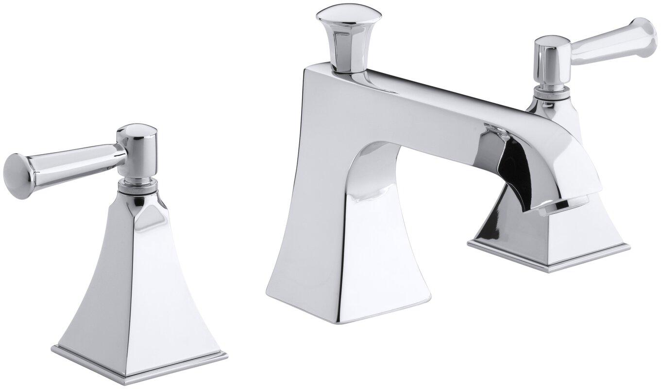 deck mount tub faucet with diverter. Memoirs Stately Deck Mount Bath Faucet Trim for High Flow Valve with Diverter  Spout Kohler